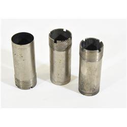 Three Beretta Mobile Chokes (F,M,IC)