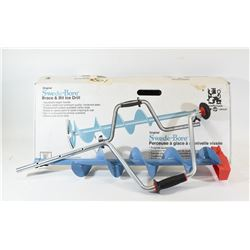 Swede Bore Ice Auger New in Box