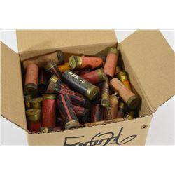 Vintage Paper Shotgun Ammo