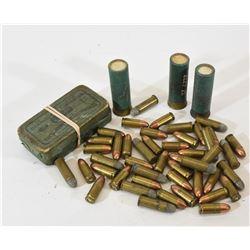 Mixed Vintage Ammo