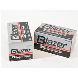 1000 Rnds Blazer 22LR