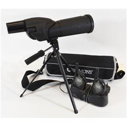 Spotting Scope & Radios