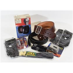 Box Lot Shooting Accessories