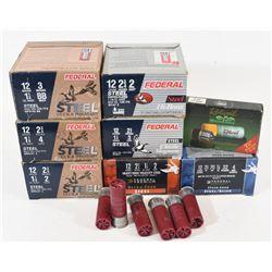 12 Gauge Steel Ammunition
