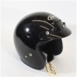 Black DOT Rated Helmet XL