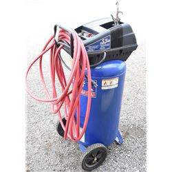 Campbell Hausfeld Compressor with 45' Hose