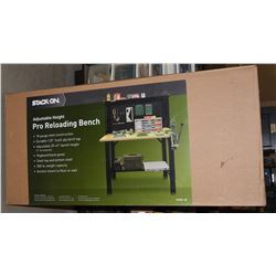 Stack On Pro Loading Bench - New in Box