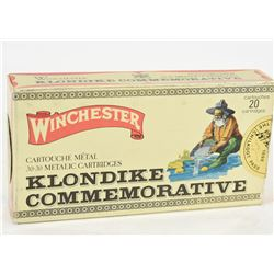 Klondike Commemorative Ammo