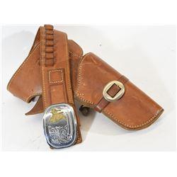 Holster & Shell Belt