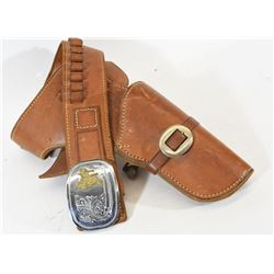 Holster & Shell Belt