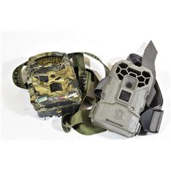 Two Trail Cameras