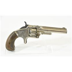 Smith & Wesson Tip Up 22 No1 Handgun