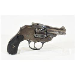 Iver Johnson Safety Hammerless Automatic Handgun