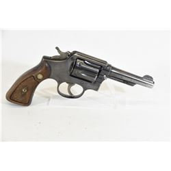 Smith & Wesson Hand Ejector 38 M&P Handgun
