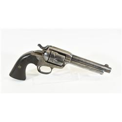Colt Bisley Single Action Army Handgun