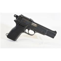 Browning 1935 High Power No 1 Mk 1* Handgun