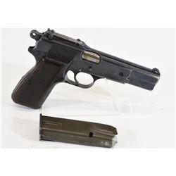 Browning 1935 High Power Handgun