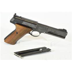Colt Woodsman Match Target Handgun