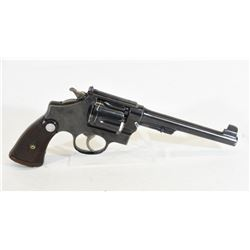 Smith & Wesson Hand Ejector 2nd Model Target