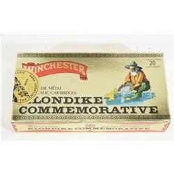 20 Rnds Winchester Klondike Commemorative 30-30