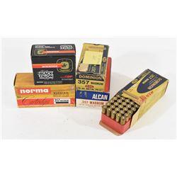 357 Magnum Ammunition