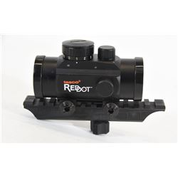 Tasco Red Dot Scope on Tapco Rail