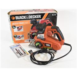 Black & Decker Accu Trak Saw