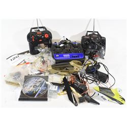 Box Lot Radio Control
