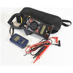 Power Fist Digital Clamp Meter & Electronic Scale