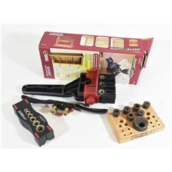 Drill Joint Crafter and Drill Guides
