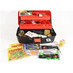 Tackle Box Full of Tackle