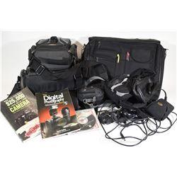 Box Lot Nylon Bags