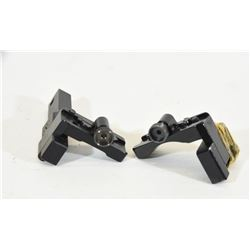 Two Williams 5D Receiver Sights