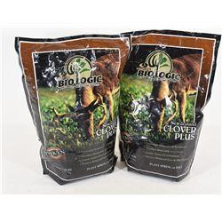 Biologic Clover Plus Seed