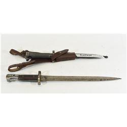 2 Bayonets