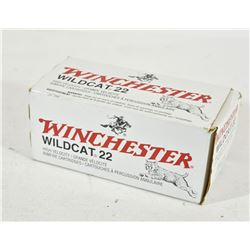 500 Rnds Winchester Wildcat 22LR