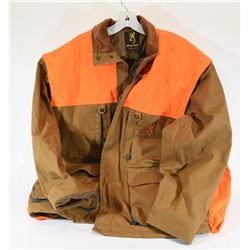 Browning Pheasants Forever Canvas Jacket