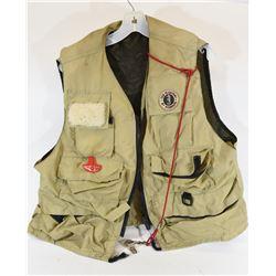 Mustang c02 Life Vest