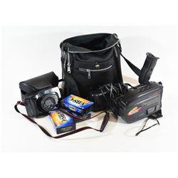 Box Lot Cameras