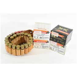 "Box Lot 12 Ga. 3"" Ammo"