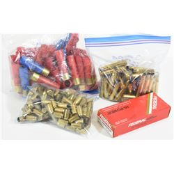 Ammo, Brass and Hulls
