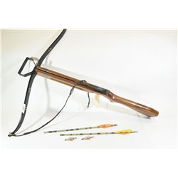 Hornet 120lb Crossbow with 2 Bolts
