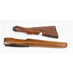 Enfield Sporter Wood