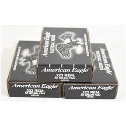 American Eagle .223 Ammo