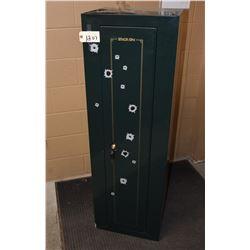 10 Gun Stack On cabinet