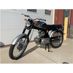 EXCLUSIVE MOTORCYCLE NO RESERVE COLLECTION 1967 HONDA S90 FRESHLY RESTORED ISCA SHOW WINNER