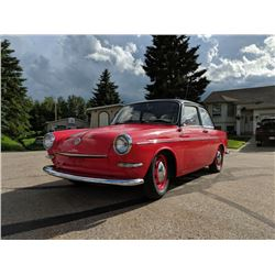 NO RESERVE 1964 VOLKSWAGEN TYPE 3 NOTCHBACK COUPE SUPER RARE