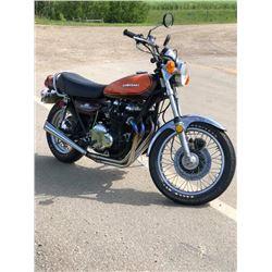 EXCLUSIVE MOTORCYCLE COLLECTION 1972 KAWASAKI Z1900 SUPER RARE