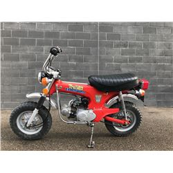 NO RESERVE 1970 HONDA CT70
