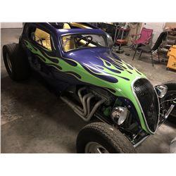 NO RESERVE 1937 TOPALINO CUSTOM 550HP STREET MACHINE